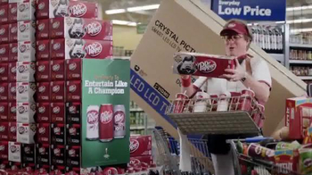 Dr Pepper TV Spot, 'College Football: Larry Coaches the Store' - Thumbnail 8