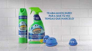 Scrubbing Bubbles TV Spot, 'Nueva Mascota' [Spanish] - Thumbnail 10