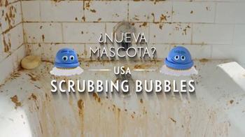 Scrubbing Bubbles TV Spot, 'Nueva Mascota' [Spanish] - Thumbnail 6
