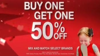 Target TV Spot, 'Holiday 2014: BOGO Pop!' - Thumbnail 9