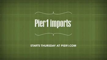 Pier 1 Imports TV Spot, 'All Christmas on Sale' - Thumbnail 10