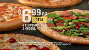 Pizza Hut Black Friday TV Spot, 'New Menu' - Thumbnail 9