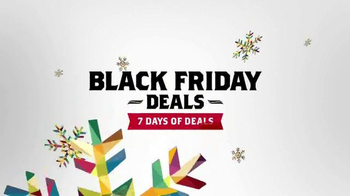 Lowe's Black Friday Deals TV Spot, 'Christmas Decorations' - Thumbnail 2