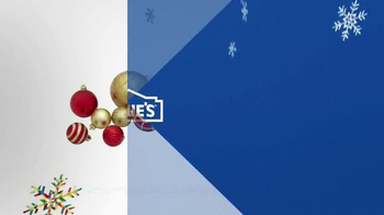 Lowe's Black Friday Deals TV Spot, 'Christmas Decorations' - Thumbnail 9