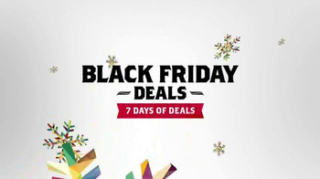 Lowe's Black Friday Deals TV Spot, 'Tools and Gifts' - Thumbnail 2
