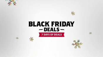 Lowe's Black Friday Deals TV Spot, 'Tools and Gifts' - Thumbnail 3