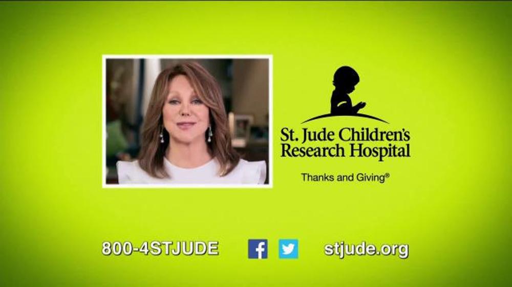 persuasive speech for st jude childrens hospital