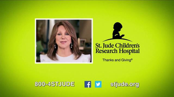 St. Jude Children's Research Hospital TV Spot, 'Thanks and Giving' - Thumbnail 10