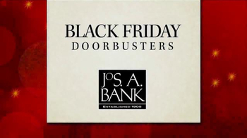 JoS. A. Bank Black Friday Doorbusters TV Spot, 'Executive Dress Pants' - Thumbnail 1