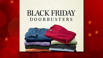 JoS. A. Bank Black Friday Doorbusters TV Spot, 'Executive Dress Pants' - Thumbnail 2