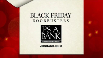 JoS. A. Bank Black Friday Doorbusters TV Spot, 'Executive Dress Pants' - Thumbnail 9