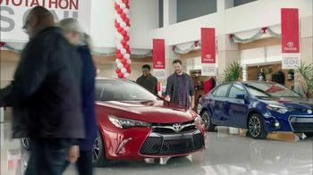 Toyota Toyotathon TV Spot, 'Dibs' - Thumbnail 1