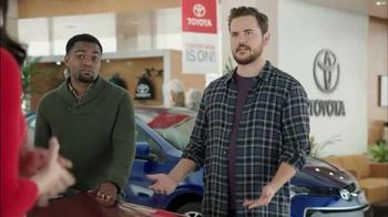 Toyota Toyotathon TV Spot, 'Dibs' - Thumbnail 3