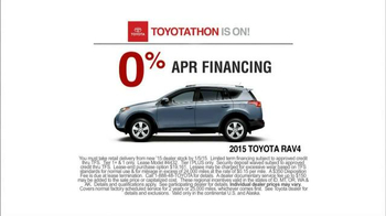Toyota Toyotathon TV Spot, 'Dibs' - Thumbnail 7