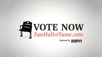 ESPN Fan Hall of Fame TV Spot, '2014 Finalist: Mary Mollerberg' - Thumbnail 7