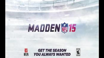EA Sports TV Spot, 'Madden NFL 15' - Thumbnail 9