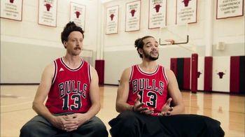 NBA Swingman Jersey TV Spot, 'Dr. Tom Murphy' Featuring Joakim Noah - 54 commercial airings