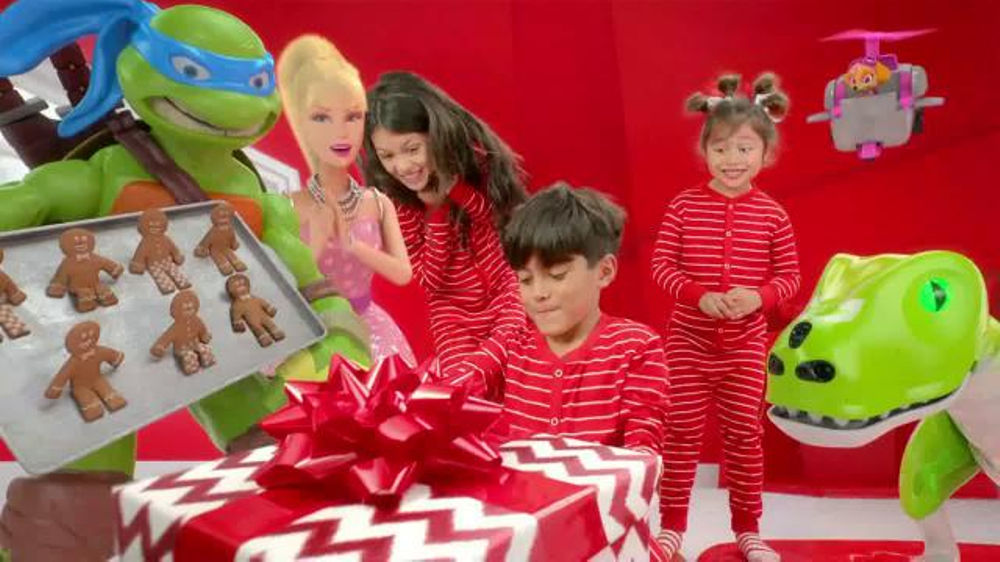 Target Christmas Commercial.Target Tv Commercial Holiday 2014 What D Ya Get Video