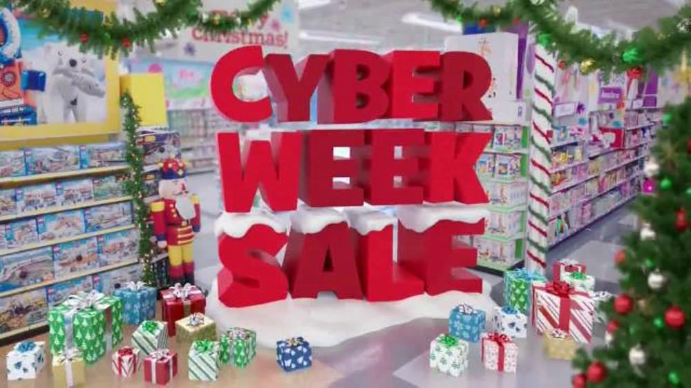 toys r us cyber week sale tv commercial find more magic ispottv - What Time Does Toys R Us Close On Christmas Eve