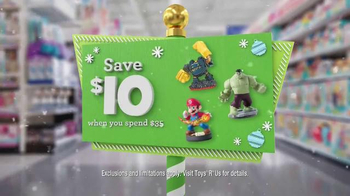 Toys R Us Cyber Week Sale TV Spot, 'Find More Magic' - Thumbnail 5