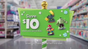 Toys R Us Cyber Week Sale TV Spot, 'Find More Magic' - Thumbnail 6