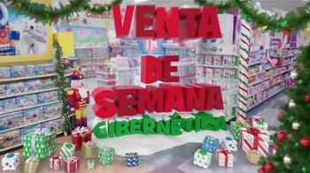 Toys R Us Venta de Semana Cibernética TV Spot, 'Más Magia' [Spanish]
