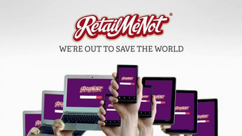 Retailmenot.com TV Spot, 'Tis the Season to Celebrate Cyber Monday Deals' - Thumbnail 10