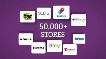 Retailmenot.com TV Spot, 'Tis the Season to Celebrate Cyber Monday Deals' - Thumbnail 7