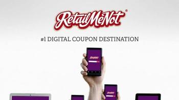 Retailmenot.com TV Spot, 'Tis the Season to Celebrate Cyber Monday Deals' - Thumbnail 9