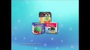 Chia Pet TV Spot, 'Holiday Gifts' - Thumbnail 1