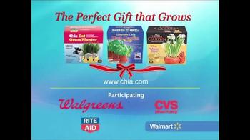 Chia Pet TV Spot, 'Holiday Gifts' - Thumbnail 9