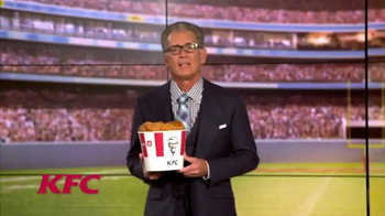 KFC TV Spot, 'Couchgating' Featuring Mike Francesa - Thumbnail 1
