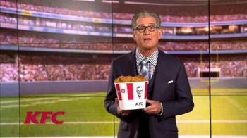 KFC TV Spot, 'Couchgating' Featuring Mike Francesa - Thumbnail 2
