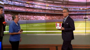 KFC TV Spot, 'Couchgating' Featuring Mike Francesa - Thumbnail 3