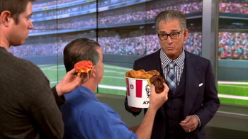 KFC TV Spot, 'Couchgating' Featuring Mike Francesa - Thumbnail 5