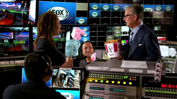KFC TV Spot, 'Couchgating' Featuring Mike Francesa - Thumbnail 6