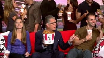 KFC TV Spot, 'Couchgating' Featuring Mike Francesa - Thumbnail 9