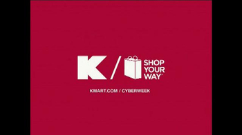 Kmart Cyber Week TV Spot, 'Deals' - Thumbnail 10