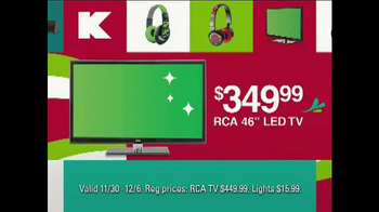 Kmart Cyber Week TV Spot, 'Deals' - Thumbnail 4