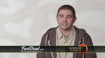 FanDuel One-Day Fantasy Basketball Leagues TV Spot, 'Nothing to Lose'
