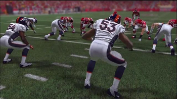 Madden NFL 15  TV Spot, 'Extra Defense' - Thumbnail 3