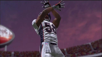 Madden NFL 15  TV Spot, 'Extra Defense' - 1 commercial airings