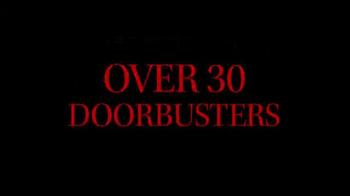JoS. A. Bank Cyber Monday TV Spot, 'Door Busters' - Thumbnail 2