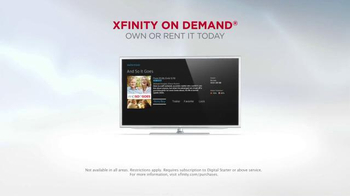 XFINITY On Demand TV Spot, 'And So It Goes' - Thumbnail 9