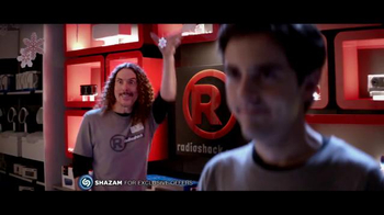 Radio Shack TV Spot, 'Toyland' Featuring Weird Al Yankovic - Thumbnail 2