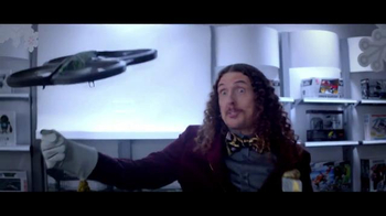Radio Shack TV Spot, 'Toyland' Featuring Weird Al Yankovic - Thumbnail 6