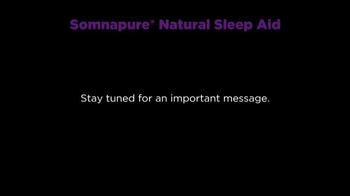 Somnapure TV Spot - Thumbnail 1