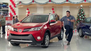 Toyota Toyotathon TV Spot, 'Dance' - Thumbnail 1