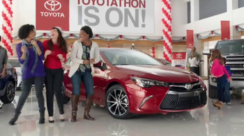 Toyota Toyotathon TV Spot, 'Dance' - Thumbnail 10