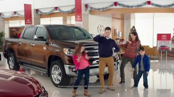 Toyota Toyotathon TV Spot, 'Dance' - Thumbnail 2